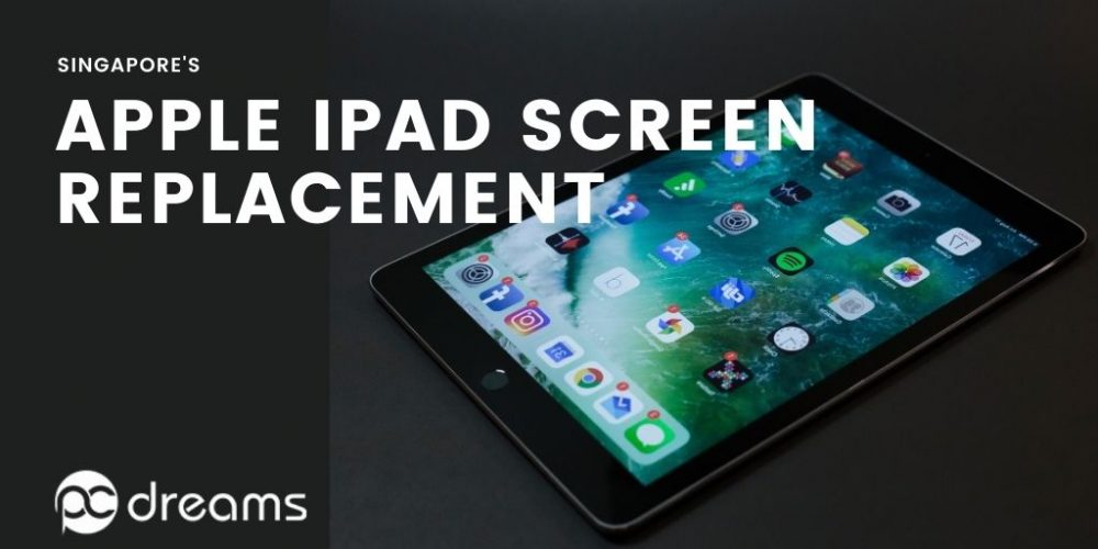 Apple Ipad Screen Replacement