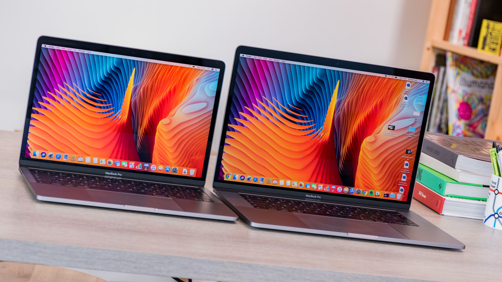 Design of MacBook Pro