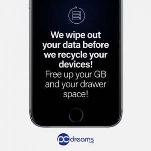 We wipe out your data