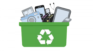 Declutter the E-Waste