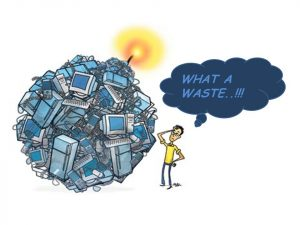3 Scary Effects Of E-Waste On The Environment And Human Health