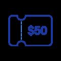 Additional $50 Challenger Voucher